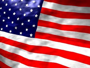 Bandeira dos Estados Unidos da America